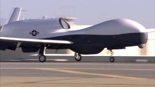 Navy unveils Triton MQ-4C long range Drone