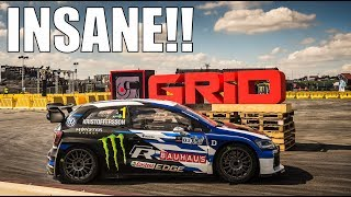HAVE I QUIT DRIFTING? | GYMKHANA GRID!! by Supercars of London