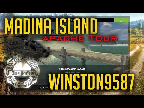 Madina Island v1.0.0