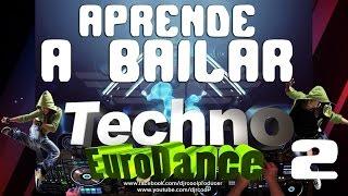RCool Mixed Asi se baila Techno Eurodance Vol.2  M3GAMIXR