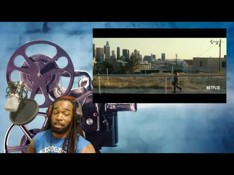 MESSAGE FROM THE KING trailer (2017) REACTION & thoughts