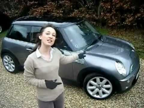 Girl Petrol Head Reviews Mini Cooper S R53 Top Gear Style!!