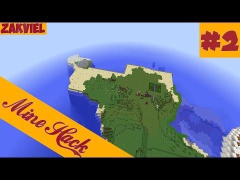 Майнхак - Эпизод 2: Личный Остров!