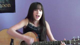 Pink - Perfect cover by Eva Ricci (11 years old)