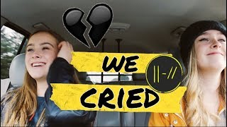 Our Trench Reaction *emotional*