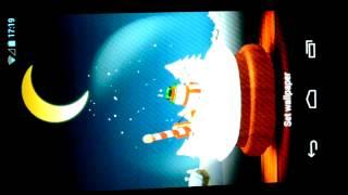 Frosty Snowman Live Wallpaper YouTube video