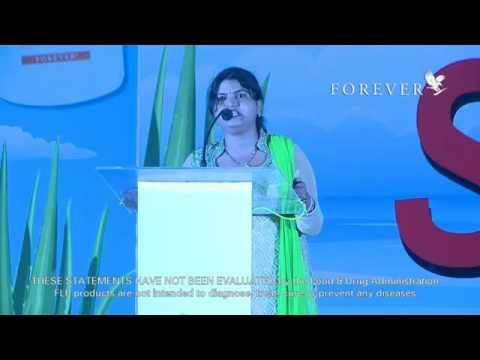 (Migraine, Breast Lumps, Back Pain),Product Testimony by Sarita Mishra at Delhi (HINDI)