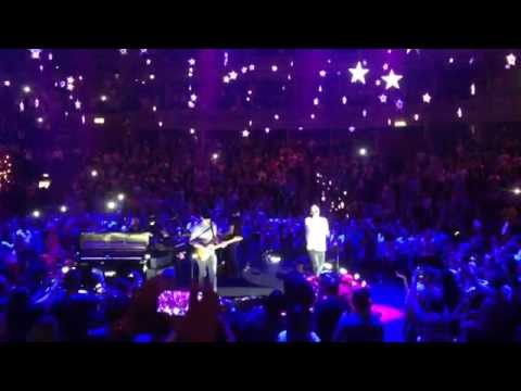 Coldplay - A Sky Full Of Stars Royal Albert Hall, 010714