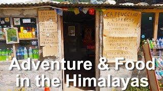Video Indian Breakfast in the EPIC Indian Himalayas MP3, 3GP, MP4, WEBM, AVI, FLV Oktober 2018