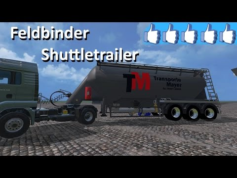 Feldbinder Guelle Shuttle v1.0 SP