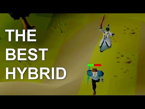 The Best Hybrid in OSRS Goes on a Rampage