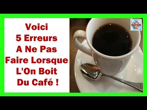Voici 5 Erreurs A Ne Pas Faire Lorsque Vous Buvez Du Café !