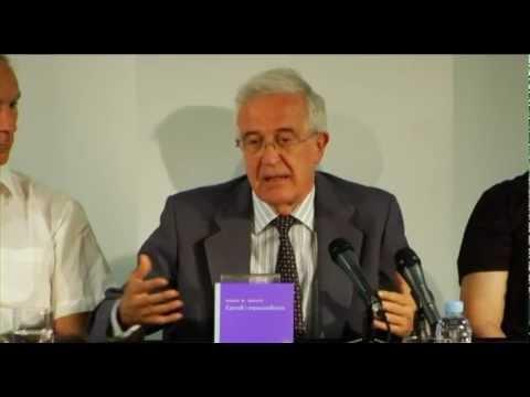 Presentació del llibre 'Cervell i transendència', de Ramon M. Nogués