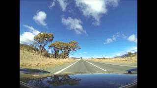 Snowy Mountains Australia  city pictures gallery : Driving from Sydney to the Australian Snowy Mountains and Lake Jindabyne