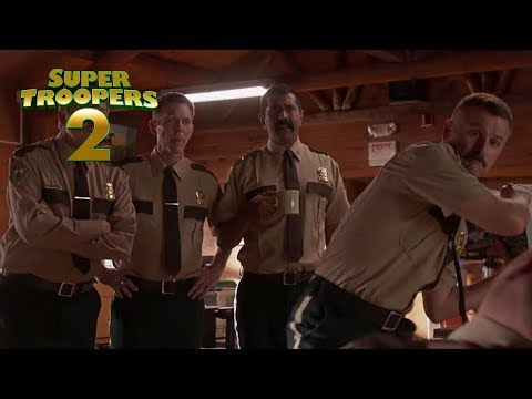 "SUPER TROOPERS 2 I ""Back In Business"" TV Commercial 
