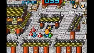 SNES Longplay [499] Gangan Gan-chan