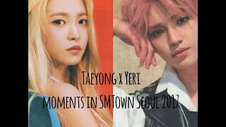 Short video of Taeyong and yeri moments^^ . Don't take it seriously, I made this because i love seeing Taeyong and Yeri would be ...
