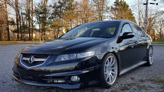3. 700 HP Supercharged Acura TL - (Gridlife, Track) One Take