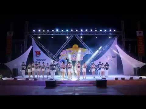 VŨ KHÚC NGÀY HÈ - Chi đoàn Bệnh viện Y học cổ truyền thành phố Đà Nẵng