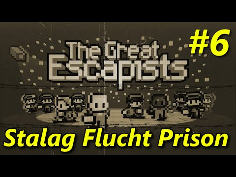 code - Let's play The Escapists! In this episode, Punchwood gets ready to work on his escape tunnel at night but his roommate Bruce rats him him out when he sees the hole! Follow me on Steam! http://bit....