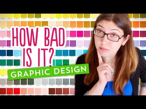 How Bad Is It: Graphic Design