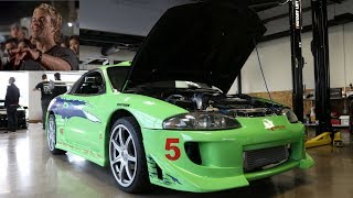 Nonton Paul Walkers Mitsubishi Eclipse!! (Dude I almost had you) Film Subtitle Indonesia Streaming Movie Download