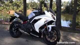 4. Used 2013 Kawasaki Ninja 650R Motorcycles for sale