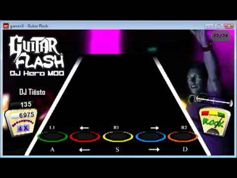 Guitar Flash Mod Dj Hero