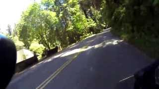8. 2012 Zero S Electric motorcycle walk around and test ride