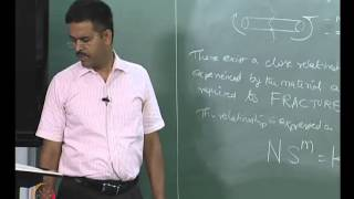 Mod-03 Lec-04 Return Period, Fatigue Prediction
