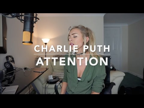 Charlie Puth - Attention   Cover #bestcoverever