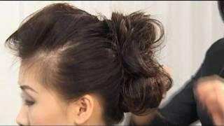Hair.she.com -打造面試形象 - 高級行政人員 - 髮型示範 02