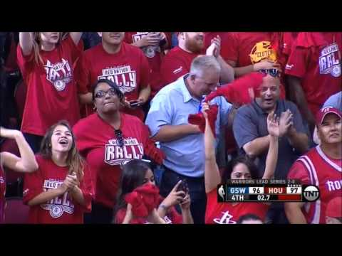 James Harden's Game-Winner, Game 3 Ending