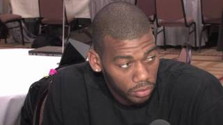 Greg Monroe Draft Combine Interview
