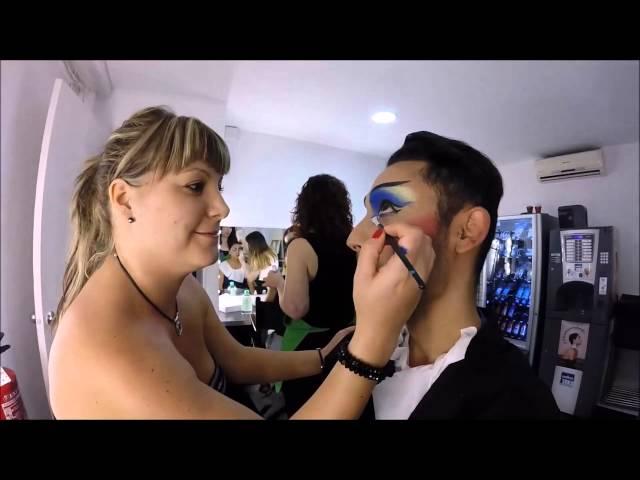 Curso de maquillaje Fashion Beauty
