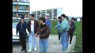 Tak wyglądało życie na polskim osiedlu 28 lat temu. Amatorskie nagranie