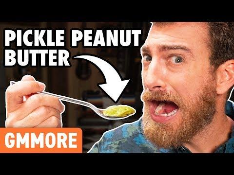 Weird Powdered Peanut Butter Combinations (EXPERIMENT)