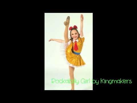 Rockabilly Girl by Kingmakers (Featured on Dance Moms)