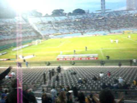 PEÑAROL 0 - 1 LIVERPOOL FECHA 11 CLAUSURA 2012 | FESTEJOS (2) - Los Negros de la Cuchilla - Liverpool de Montevideo