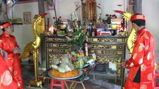 Thanh Pho Thanh Hoa Vietnam  City pictures : LỄ TỔ HỌ TRẦN THANH HÓA (Dòng họ Trần Nguyên Hãn - Việt Nam)