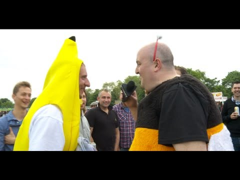 Fat Bob and Emy Go To Field Day 2012 - Noisey Special [Part 2]