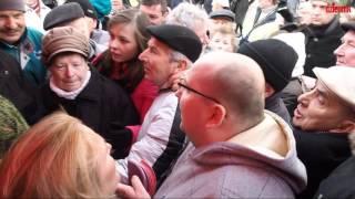 Bitwa o darmowe choinki w Lublinie