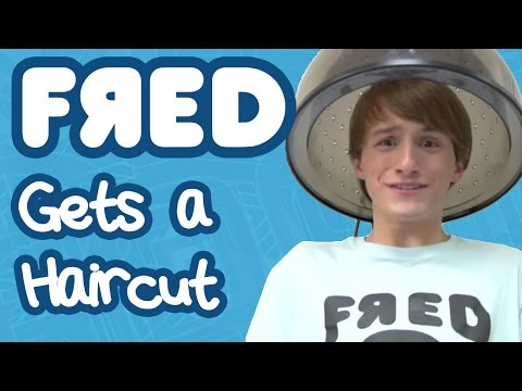 FRED - After Fred's school informs his mom that he has lice, she drops him off at a hair salon to get his hair buzzed off. Featuring: Jeremy Kasik as the Haircut Gu...