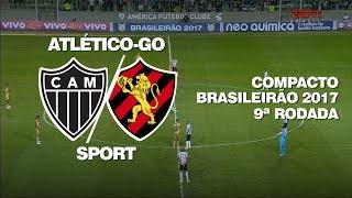 CAMPEONATO BRASILEIRO 20179ª RodadaArena Independência, Belo Horizonte, Minas GeraisNarração: Luiz Carlos LargoImagens; ESPN Brasil
