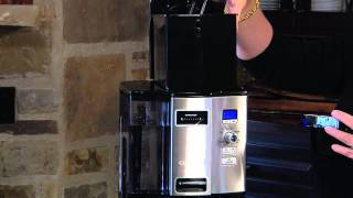 Coffee on Demand™ 12 Cup Programmable Coffeemaker  Demo Video Icon