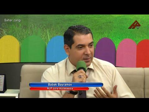 NLP Ustadı Babək Bayramov APA TV - Seher zengi verilişində