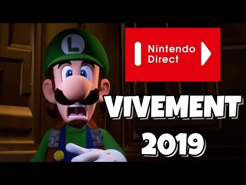 ANALYSE NINTENDO DIRECT DE SEPTEMBRE - Vivement 2019 ! (видео)