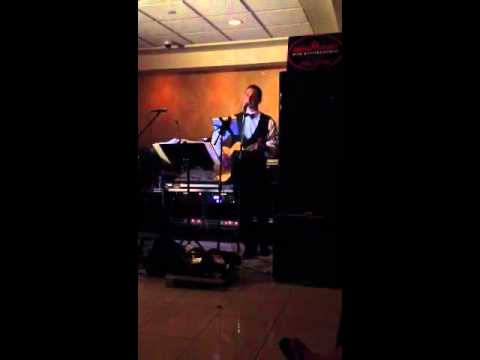 "Justin Brunell sings ""Hey Pretty Girl"" to his new bride Jackie on their wedding night!"