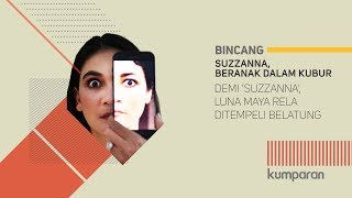 Video Demi 'Suzzanna', Luna Maya Rela Ditempeli Belatung MP3, 3GP, MP4, WEBM, AVI, FLV November 2018