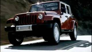Jeep Wrangler Commercial